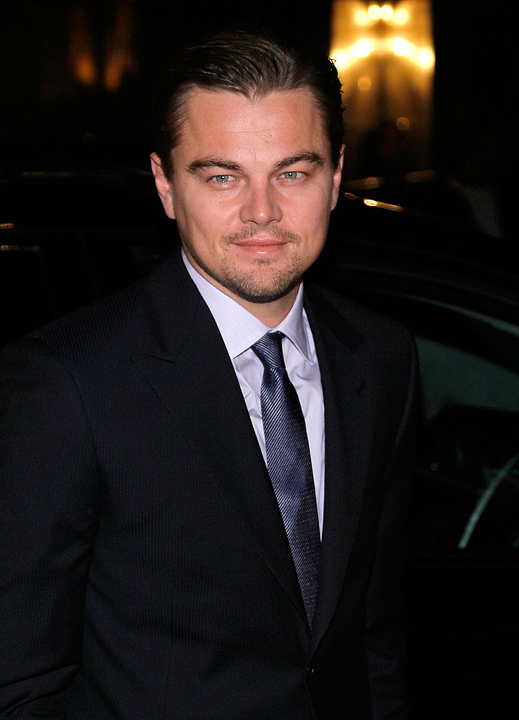 Leonardo DiCaprio — The Eco Geek