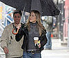 Photo of Jennifer Aniston Filming The Baster