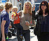 Photo of Naomi Watts with Her Son Alexander on the NYC Set of Fair Game