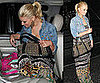 Photos of Jessica Simpson Leaving Katsuya in LA