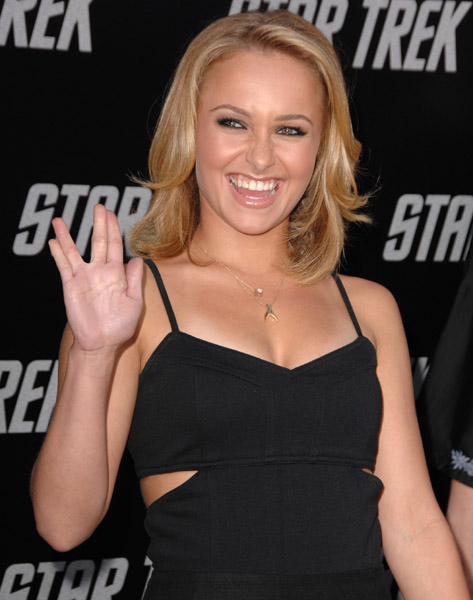 Star Trek Premiere in LA