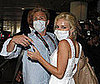 Photo of Heidi Montag and Spencer Pratt at LAX in Surgical Masks