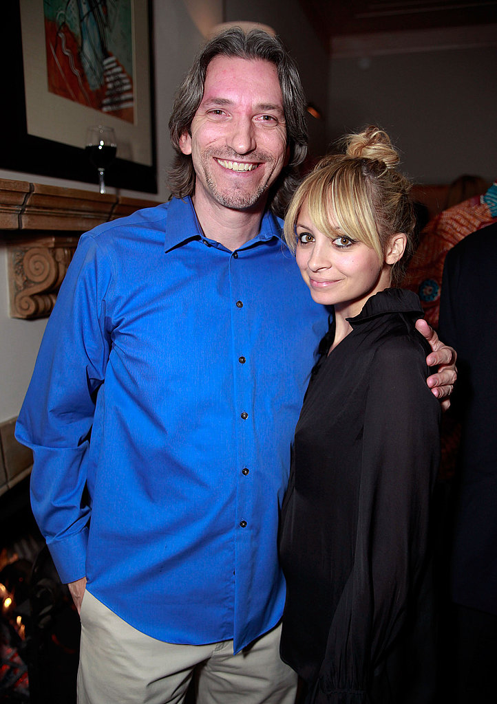 Nicole Richie at Peace Event