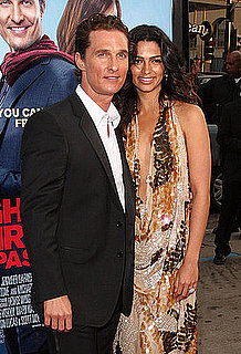 Photos and Video of Matthew McConaughey Promoting Ghosts of Girlfriends Past in NYC