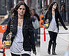 Rachel Bilson in NYC