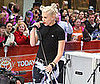 Photo of Gwen Stefani Performing With No Doubt on the Today Show
