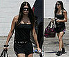 Fergie Heads into the Recording Studio
