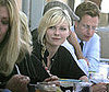 Photo of Kirsten Dunst Out to Lunch in LA