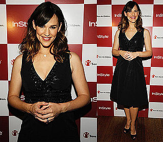 InStyle Hosts Cover Girl Jennifer Garner as a Save the Children Ambassador