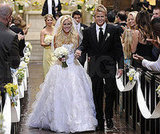 Condensed Sugar: Heidi and Spencer Tie the Knot!