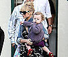 Photo of Nicole Richie and Harlow Madden Out in LA 2009-04-29 08:30:00