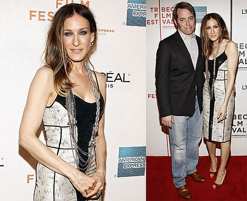 Photos of the Wonderful World Premiere With Matthew Broderick and Sarah Jessica Parker, Who Confirms Chris North For SATC Movie