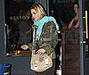 Photo of Drew Barrymore Out With Justin Long in NYC