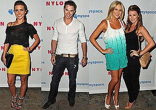 Photos of Audrina Patridge, Lo Bosworth, Stephanie Pratt, Kellan Lutz at Nylon Young Hollywood Party