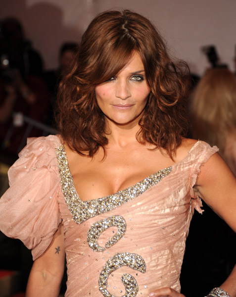Helena Christensen Photos