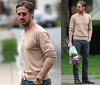 Photos of Ryan Gosling on the Set of My Blue Valentine in Pennsylvania
