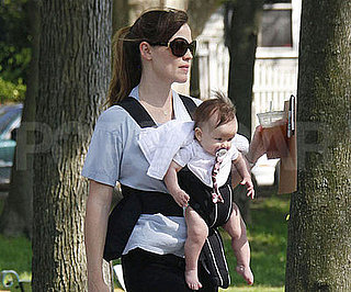 Photo of Jennifer Garner and Daugher Seraphina Affleck Together in Boston