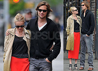 Photos of Kate Bosworth Out in NYC With Boyfriend James Rousseau