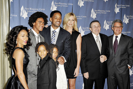 Charlize and Will Smith's Family