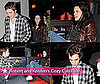 Photos of Twilight's Robert Pattinson and Kristen Stewart Sharing a Cab Together