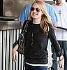 First Photos — Dakota Fanning on the Set of New Moon