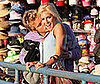 Photo of Heidi Montag and Spencer Pratt at the Santa Monica Pier