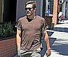 Photo of Jake Gyllenhaal After Lunch with Reese Witherspoon in LA