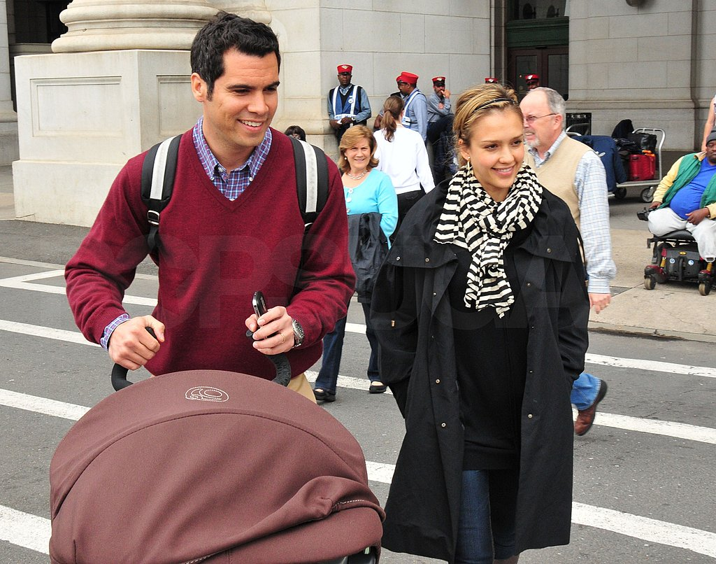 Jessica and Cash in DC