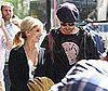 Photo Slide of Freddie Prinze Jr Visiting Pregnant Wife Sarah Michelle Gellar on the Set of The Wonderful Maladys