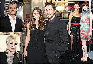 Photos of Christian Bale, Eric Dane, Kelly Osbourne at Terminator: Salvation Premiere in LA
