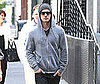 Photo of Justin Timberlake Walking Alone in NYC