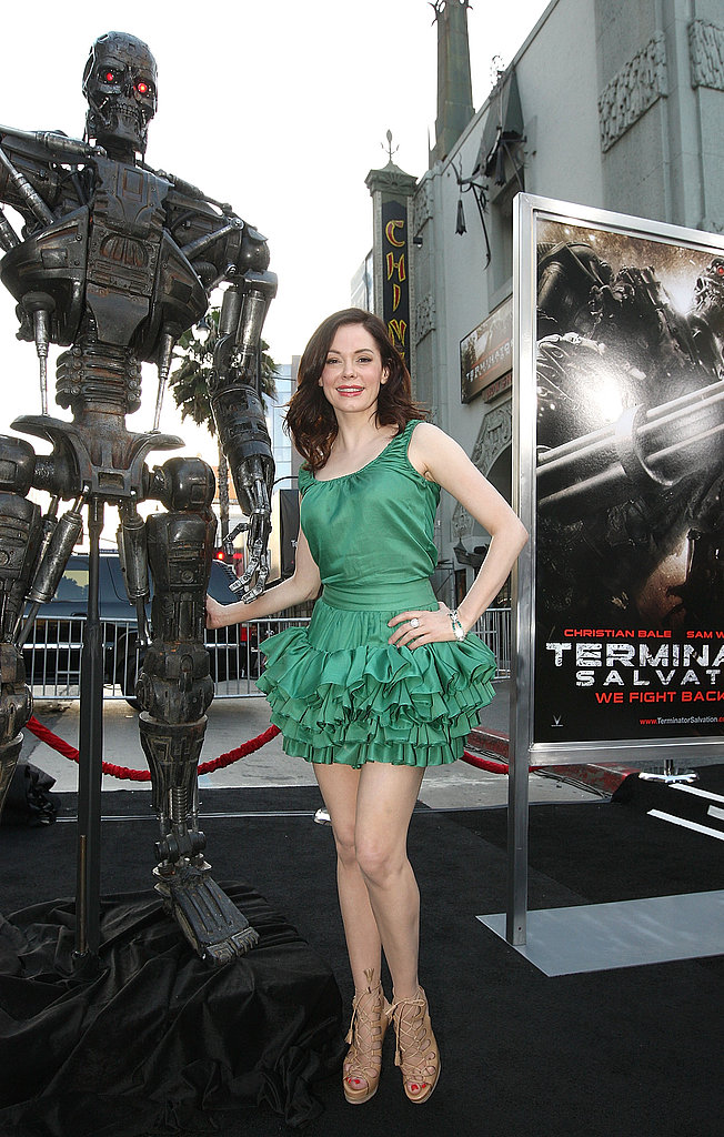 Terminator Salvation Premiere