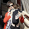 Katie and Suri Out and About
