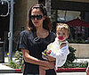 Photo Slide of Jessica Alba and Honor Warren Out in LA