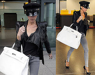 Photos of Victoria Beckham in Milan and London