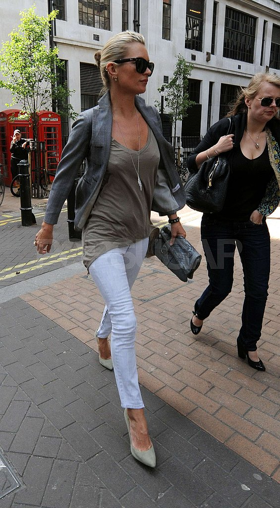 Kate Moss Shops in London