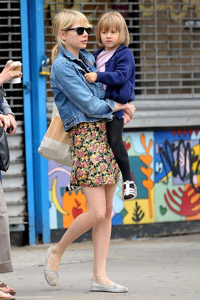 Michelle and Matilda in NYC