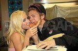 Heidi and Spencer Pizza Hut