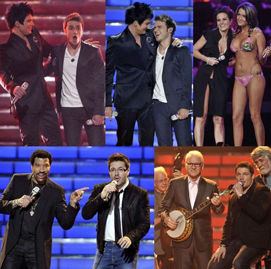 winners of american idol seasons 1-8