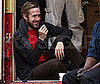 Slide Photo of Ryan Gosling Smoking a Cigarette On the Set of Blue Valentine