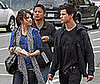 Photo Slide of Selena Gomez and Taylor Lautner Together in Vancouver