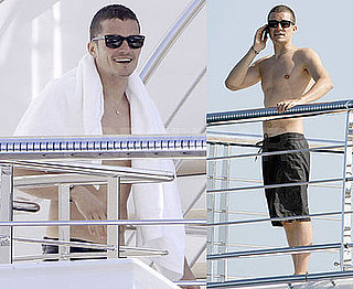 Shirtless Photos of Orlando Bloom at the 2009 Cannes Film Festival