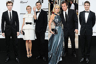Photos of amfAR Event in Cannes