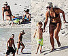 Bikini Photos of Britney Spears and Rumored Boyfriend Jason Trawick in the Caribbean