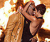 Photo Slide of Halle Berry and Jamie Foxx Kissing at Spike TV Guys Choice Awards in LA