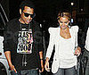 Photo Slide of Jay-Z and Beyonce Knowles Together in London