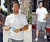 Photos of Mark Wahlberg Out and About in LA