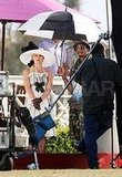 Britney Filming Radar