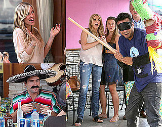 Photos of Kristin Cavallari, Lo Bosworth, Stephanie Pratt, Brody Jenner Filming the Hills