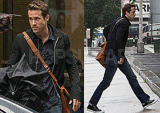 Photos of Ryan Reynolds Taking a Walk in NYC